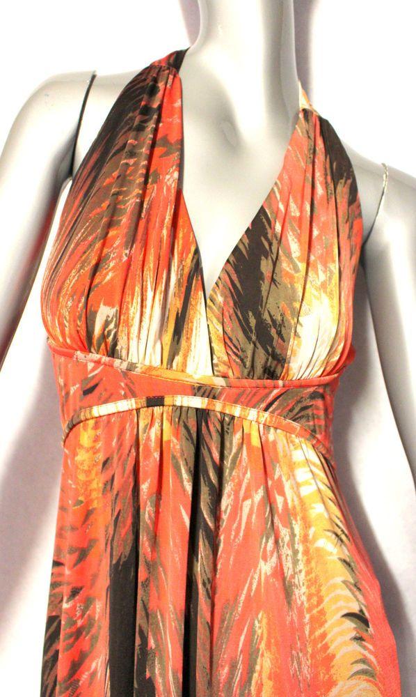 Ladies Maxi Dress Size 10 Izabel London #IzabelLondon #Maxi