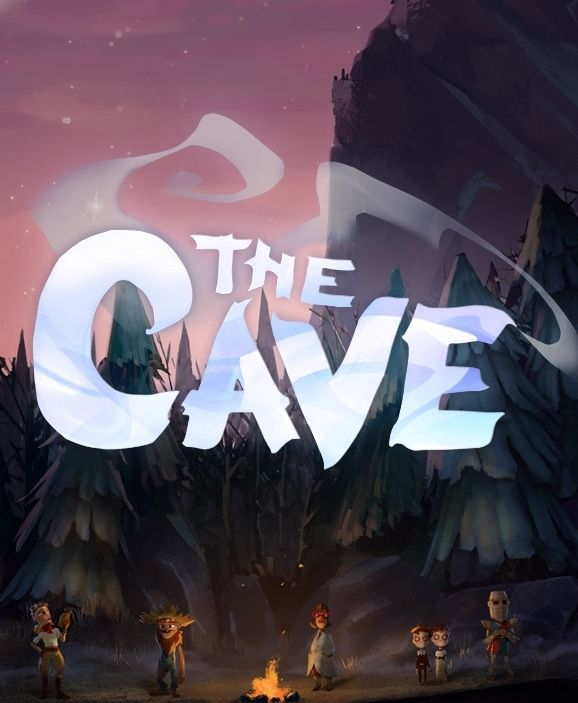 The cave - Double Fine Productions - 2013