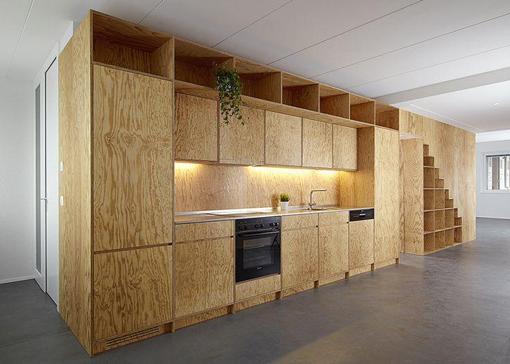 Plywood is cool! Simple but stylish, stunning but budget-friendly, this is one material not to be overlooked when planning any kind of home renovation.