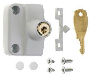 Asec Auto Metal Window Lock www.thebestpadlock.com