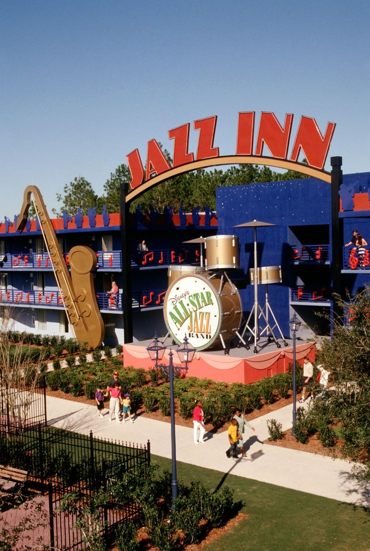 RMH Travel: All Star Music Resort - A look inside | Walt