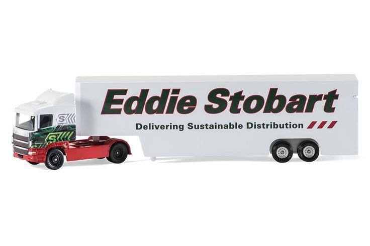 Eddie Stobart Box Lorry – Modelmatic