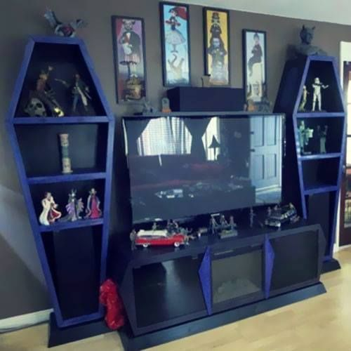 Entertainment Center 46 – it's the best time – #Centers #entertai …   – Dunkle Engel – #Center #Centers #Dunkle