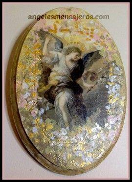 arcangel gabriel,imagen del arcangel,imagen de angel