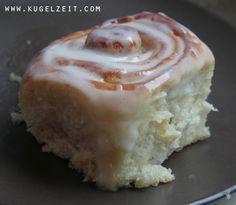 Cinnamon Rolls:    Rezept auf: http://www.kugelzeit.com/2012/05/cinnamon-rolls/    Thanks to Mrs. Elch!