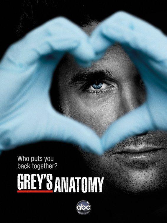 Grey's Anatomy #tv: Grey S Anatomy, Life, Anatomy 3, Movies Tv, Movie Poster, Grey'S Anatomy, Greys Anatomy, Tv Series