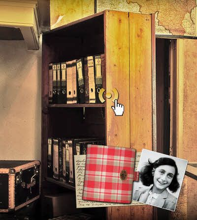 Anne Frank: her life story, the diary and the secret annex, book 2 months out