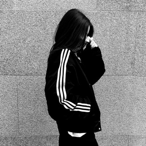 girl adidas tumblr