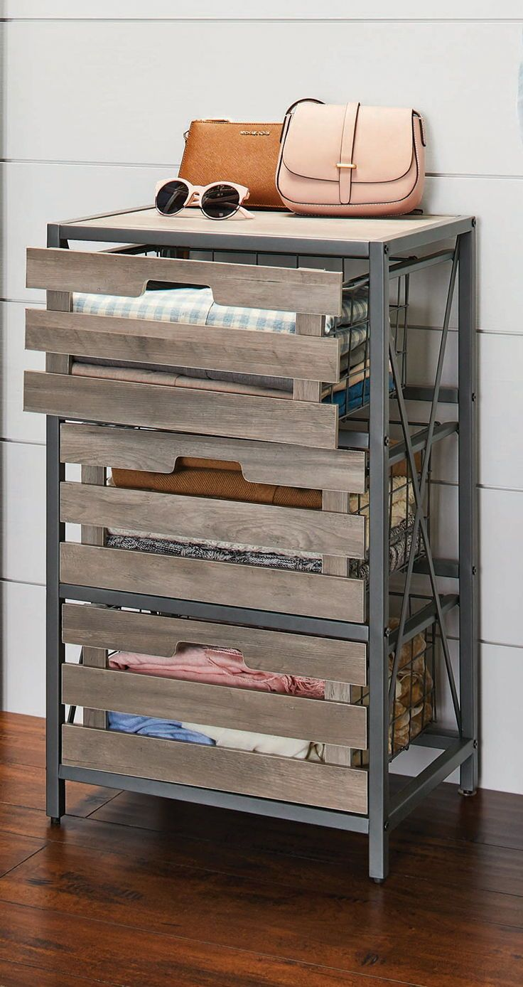 Shop By Brand Closet Organizer With Drawers Clothes Drawer