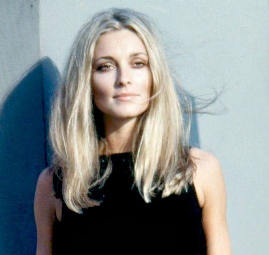 Sharon Tate Natural Hair Color