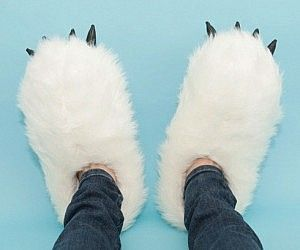 Yeti Heated Slippers . Keep your tootsies nice and cozy on the coldest of days by putting on these Yeti heated slippers. These fur...