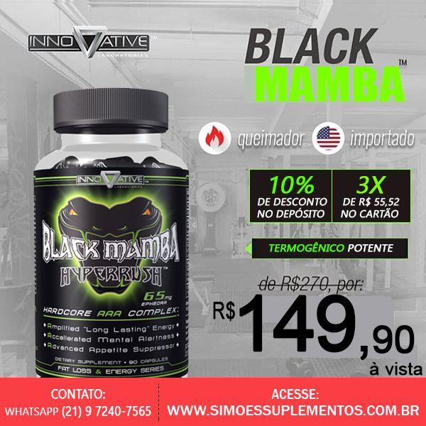 black mamba innovative laboratories отзывы