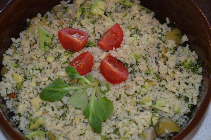 Orez cu legume - Raw Vegan