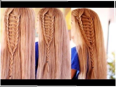 Peinados Faciles Paso A Paso Pelo Largo Top Peinados Fciles Y