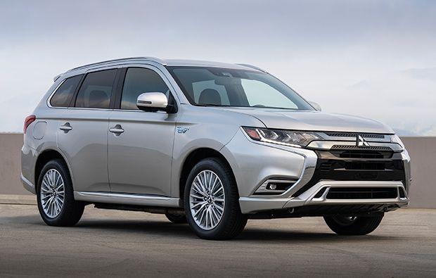 Mitsubishi Plug In Hybrid Nel 2020