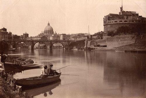 Vue sur le Fleuve 1880 (ca)