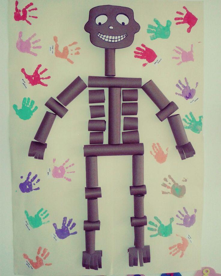 #Gogo #iskelet #vücudumuz #okul #öncesi #kindergarten