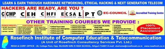 Social Media,Cloud Computing And Ethical Hacking will make great professional of today's IT industry!