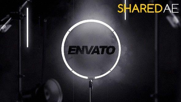 Videohive - Elegant Lightbulb Logo Reveal 19326265 - Free Download