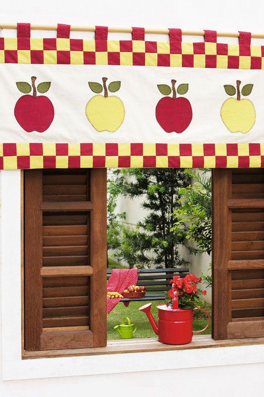 Cortina de frutas