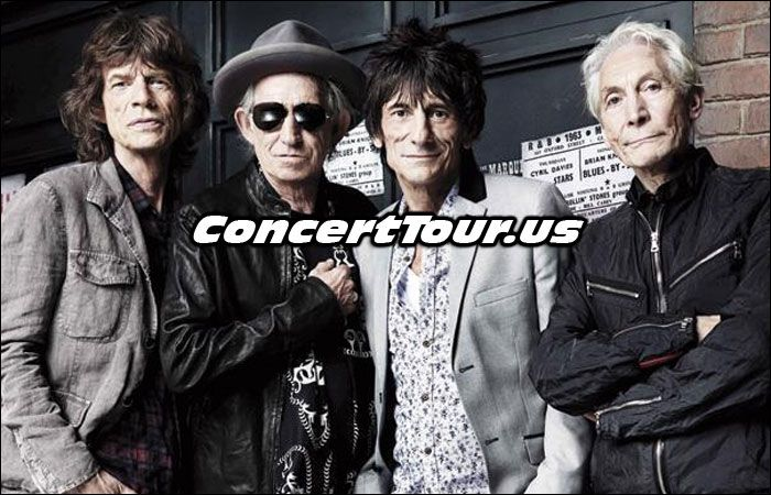 The Rolling Stones are still rolling! They just announced a bunch of 2015 concert tour dates!