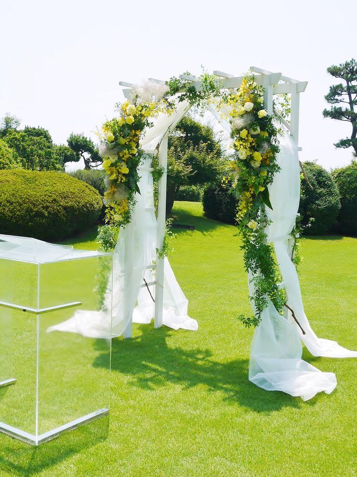 #NOVARESE#vressetrose#wedding #white #chapel #Flower #Bridal #結婚準備 #ノバレーゼ#ブレスエットロゼ #ジェームス邸#ウェディング # グリーン#ガーデン挙式# チャペル#ナチュラル # ブライダル#教会#説教台#バージンロード#挙式