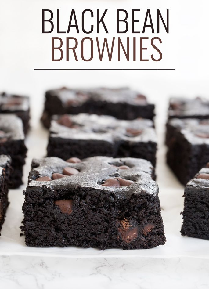 Black bean brownies are a special kind of flourless gluten free brownie, and this amazing recipe doesn't taste at ALL like beans. Really!