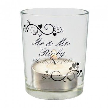 Personalise to give to the wedding party