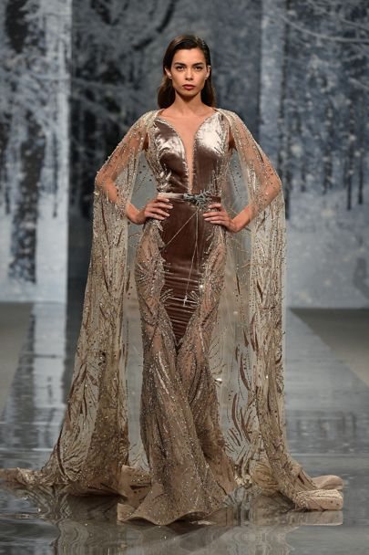 Ziad Nakad Autumn/Winter 2017 Couture   British Vogue