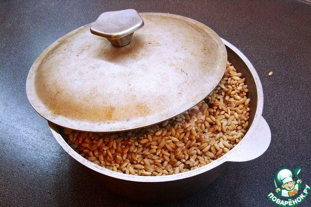 Капуста cо свининой способом медленной готовки ингредиенты