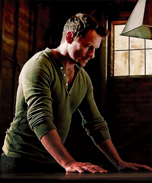 "Gif source: Here ""Imagine Peter sitting you on the table in the loft while you're kissing. "" ——— Request for anon ——— The back of your thighs hit the table as he deepened the kiss, hands sliding down..."