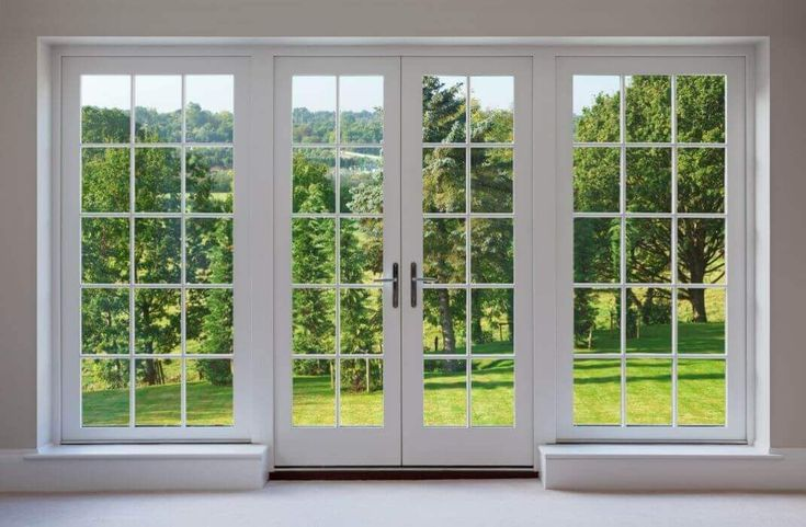 27 Best Planning Window Treatments For French Doors