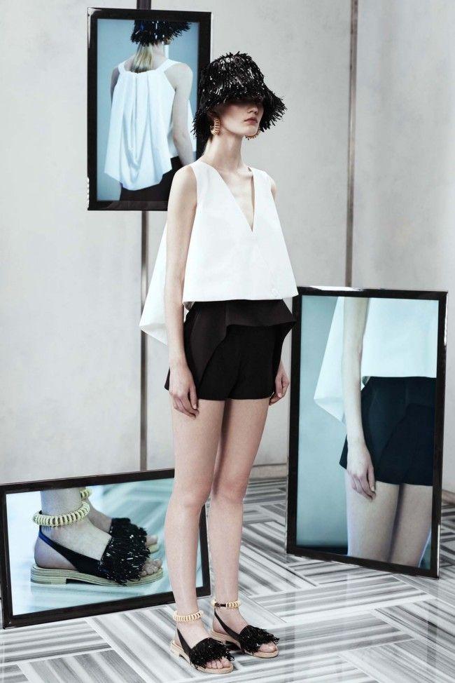 Balenciaga Resort 2014 gallery - Vogue Australia