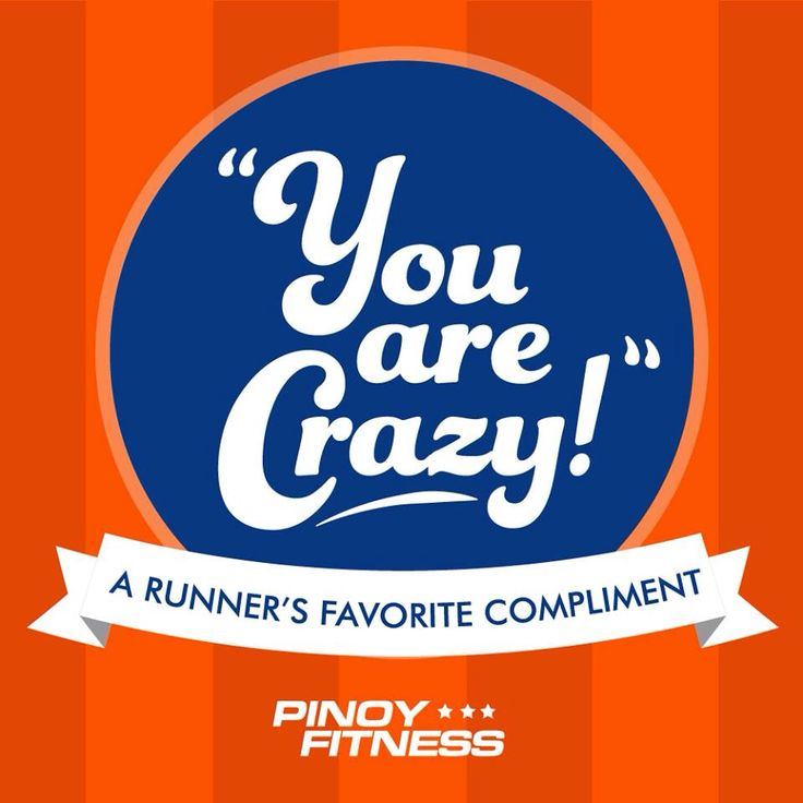 Thanks for the compliment!  #pinoyfitness #running #motivation - pinoyfitness.com