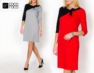 sukienki idealne na jesień