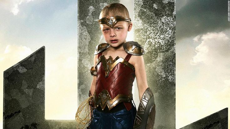 Photographer snaps cancer-stricken kids as superheroes. Pictures take off - Digital artist Josh Rossi photographed six children with life-threatening illnesses and disabilities as members of the Justice League.http://ift.tt/2FaXTXC
