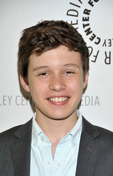 Actor Nick Robinson attends An Evening with Melissa Joey at the Paley Center For Media on June 22 2011 in Beverly Hills California