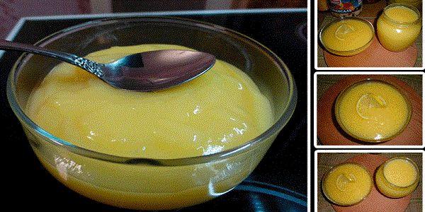 Лимонный крем. Надо признаться — ничего вкуснее я в жизни не ела! | NashaKuhnia.Ru