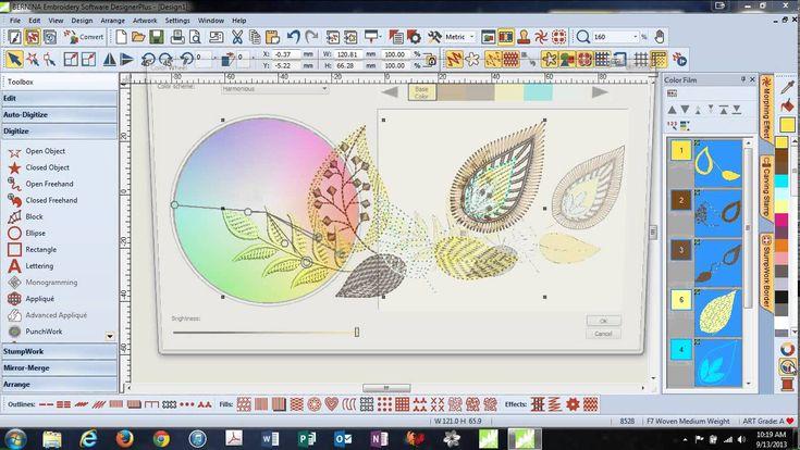 Best images about bernina v software on