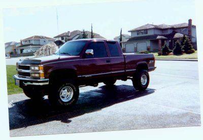 1994 Chevy Silverado K1500