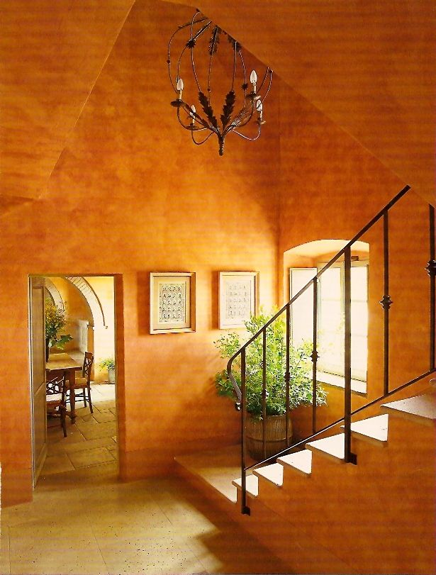 Tuscan Interior Paint Colors You Ever Played Around
