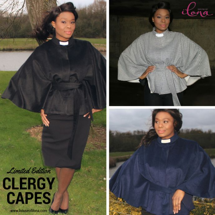 48f720857d2 Clergy Capes are finally here