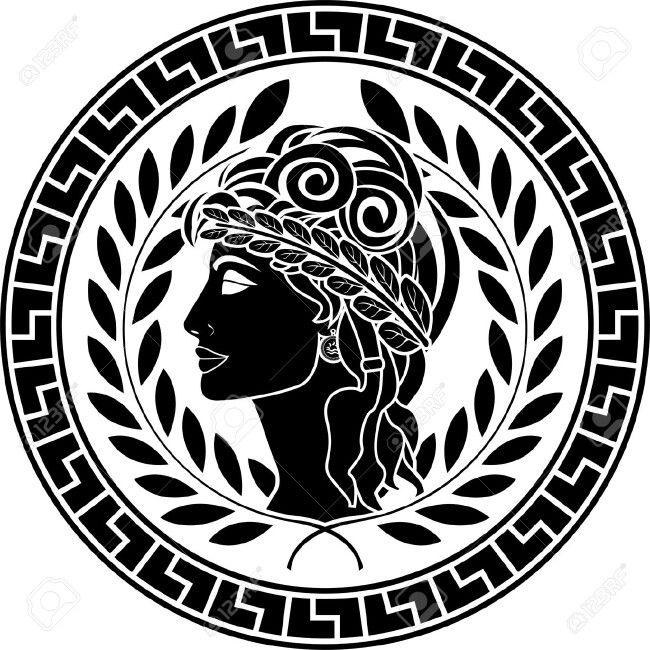 Athena Symbol Tattoo