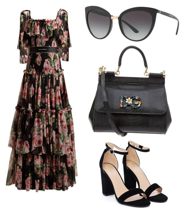 """""""Untitled #12"""" by westboorg-e on Polyvore featuring Dolce&Gabbana and Nasty Gal"""