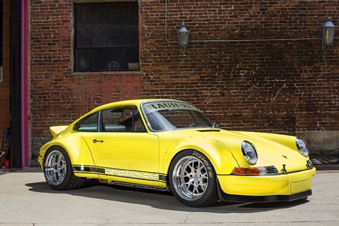 1987 Porsche 911 Carrera RWB widebody kit. Don't miss the plaid interior as well...just follow the link.