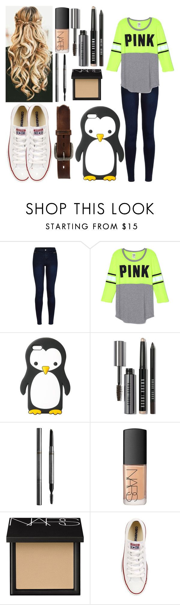 """""""We are going to get Christmas presents from other family members"""" by me-is-a-pizza ❤ liked on Polyvore featuring Urban Bliss, MANGO, Bobbi Brown Cosmetics, Burberry, NARS Cosmetics, Converse and Bed
