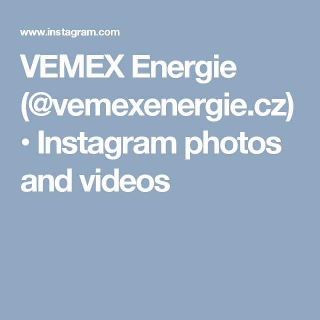 VEMEX Energie (@vemexenergie.cz) • Instagram photos and videos