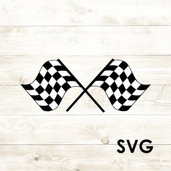 Checkered Flag Racing Racecar Finish Line Svg Png Digital Etsy In 2021 Checkered Flag Svg Flag Design