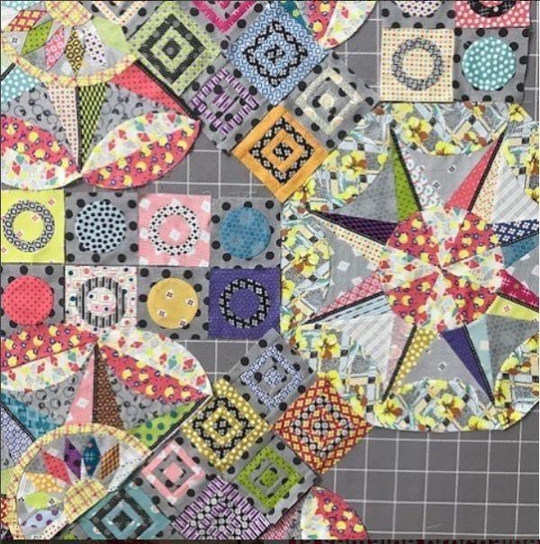 Marshall Mystery Quilt Jen Kingwell Google Sok Mystery Quilt Quilts Quilting Supplies