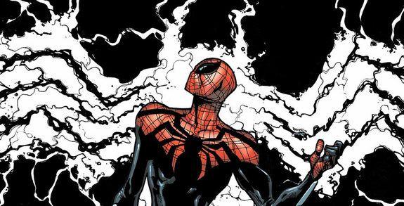 The SUPERIOR SPIDER-MAN vs VENOM Battle Gage Had to Come Back For